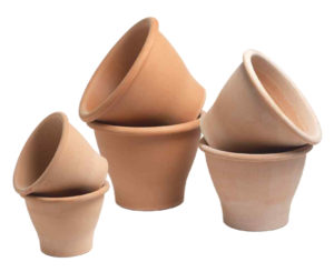 Naylor Patio Pots Antique Bellpot