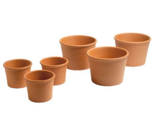 Naylor Patio Pot Cylinders