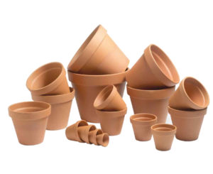 Naylor Patio Pot Plain Pots
